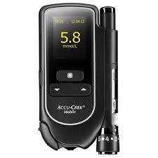 Стоит ли покупать <b>Глюкометр Accu-Chek Mobile</b>? Отзывы на ...