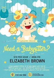 Babysitting Flyer Template 006 Template Ideas Free Printable Babysitting Flyer
