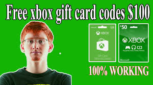 you can get free xbox gift card code generator no scam 2017 work 100 don t over it