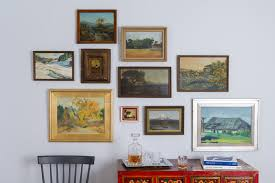 creating a gallery wall don t start