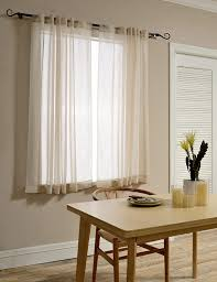 Sheer Curtains For Living Room Sheer Curtain Panels Ease Bedding With Style