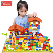 89pc/lot Colorful Education Kids Toy Building Blocks For Children ...