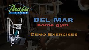 dr gene james pacific fitness del mar home gym