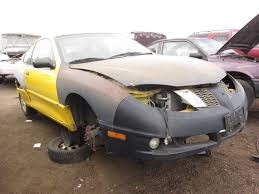 Junkyard Find: 2004 Pontiac Sunfire - The Truth About Cars