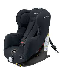 bébé confort maxi cosi iséox isofix car seat total black from 9 months
