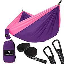 SONGMICS <b>Camping Hammock</b> Ultra-<b>Lightweight</b> Portable Swing ...