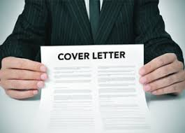 Don T Underestimate The Importance Of A Cover Letter