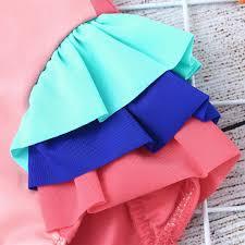 <b>Summer One Piece</b> Swimwear Swimsuit for Toddler Kids Baby Girls ...