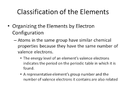 The Periodic Table and Periodic Law Chapter 6. History of the ...