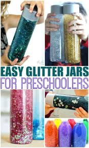 glitter jar tutorials that are perfect for the classroom or home these calming glitter jars