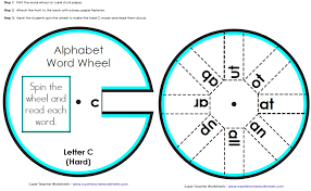 The first set of phonics worksheets has 11 pages that teach the first sounds of each letter and the short vowel sounds and is great for preschool and kindergarten. Phonics Worksheets Full List