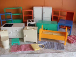 Ikea doll furniture Makeover Worthpoint Ikea Dollhouse Furniture Lot Of 19 Doll House 159179568
