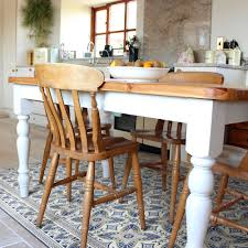 Vinyl Kitchen Floor Mats Buy Beija Flor Bella Vinyl Floor Mat Teal Cream Amara