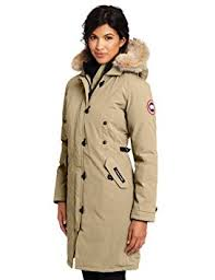 Amazon.com  Canada Goose Women s Kensington Parka Coat  Sports   Outdoors