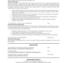 Restaurant Manager Resume Template Fascinating Restaurant Manager Resume Templates Template Resumes For Free Word