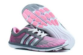adidas shoes light pink. women adidas running shoes light grey/pink pink e
