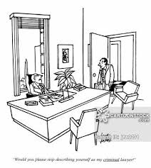 Criminal Lawyers Cartoons And Comics - Funny Pictures From Cartoonstock