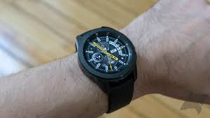 Samsung was among the first large tech companies to launch a smartwatch, and it ran Android before Wear existed. Galaxy Watch review: A competent smartwatch you probably