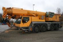Used Liebherr Ltm 1090 Crane For Sale Machinio
