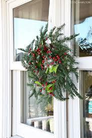 Weihnachtliche Kränze Für Eure Fenster Mrs Greenery