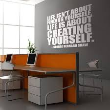 office wall. Creating Yourself Office Wall Sticker In By Vinyl Impression