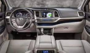 2018 toyota highlander limited platinum. plain highlander 2017 toyota highlander limited platinum inside interior photos and 2018 toyota highlander limited platinum i