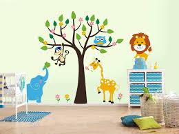 Fun Ideas Simple Wall Murals For Kids Furniture With Room Murals ...