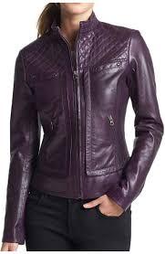 womens purple faux leather jacket 850x1300 jpg