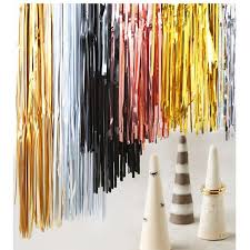 Ribbon Fringed Rain Curtain Party Supplies Stage Marriage Room ...