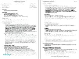 Example Teaching Resumes Sample Of Teaching Resume Airexpresscarrier Com