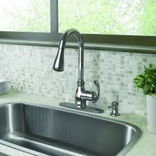 Motionsense Kitchen Faucet Kitchen Awesome Stainless Arbor One Handle High Arc Pulldown