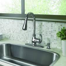 Moen One Touch Kitchen Faucet Best Moen Kitchen Faucet Kitchen Widespread Faucet Single Handle