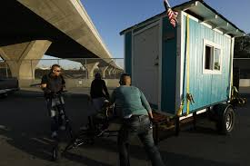 Small Picture LA is seizing tiny homes from the homeless LA Times