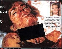 Image result for the killings of his ex-wife Nicole Brown Simpson