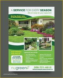 Sample Flyers For Landscaping Business Free Landscaping Flyer Templates Of Printable Lawn Care