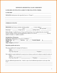 Apartment Lease Agreement Free Printable Frankbang
