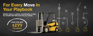 yale forklift trucks including big trucks new and used for every move in your playbook