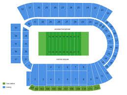 Martin Stadium Seating Chart And Tickets