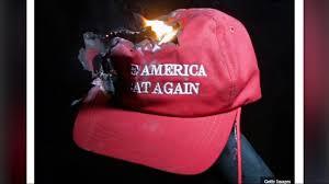 Breitbart: Trump voters burning MAGA ...