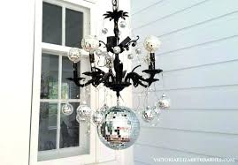 full size of acrylic ball chandelier light shade 3 crystal lighting fixture and front porch decorations large
