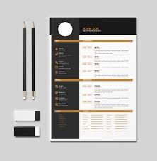 Chic Indd Resume Template Free Also Free Cv Resume A Ndesign Pdf