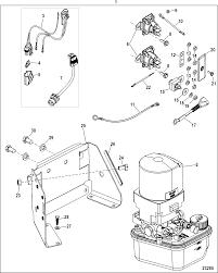Trim pump assembly plete