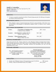 12 Applicant Resume Sample Filipino Utah Staffing Companies