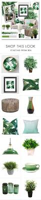 tropical living rooms: quottropical prints living roomquot by nanawidia on polyvore featuring interior interiors interior