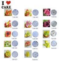 Wilton Cake Tips Chart Ateco Chart For Petal Decorating