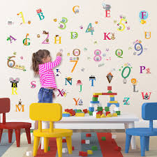 educational learn alphabet and numbers nursery wall stickers loversiq inspiration of disney wall stickers uk on childrens wall art uk with educational learn alphabet and numbers nursery wall stickers