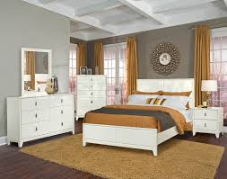 Mirror In Bedroom Bedroom Contemporary Flowered Leather Captain Bed Cream Table