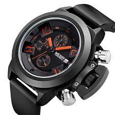 megir®brand men s popular watches date chronograph sport watch men megir®brand men s popular watches date chronograph sport watch men waterproof