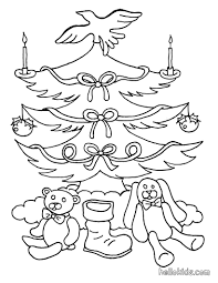 Small Picture Coloring Pages Printable Christmas Tree Coloring Pages Coloring