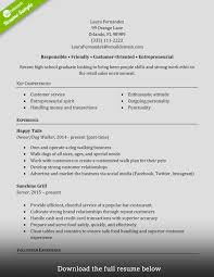 Good Resume Examples Retail How To Write A Perfect Sales Associate Resume Examples